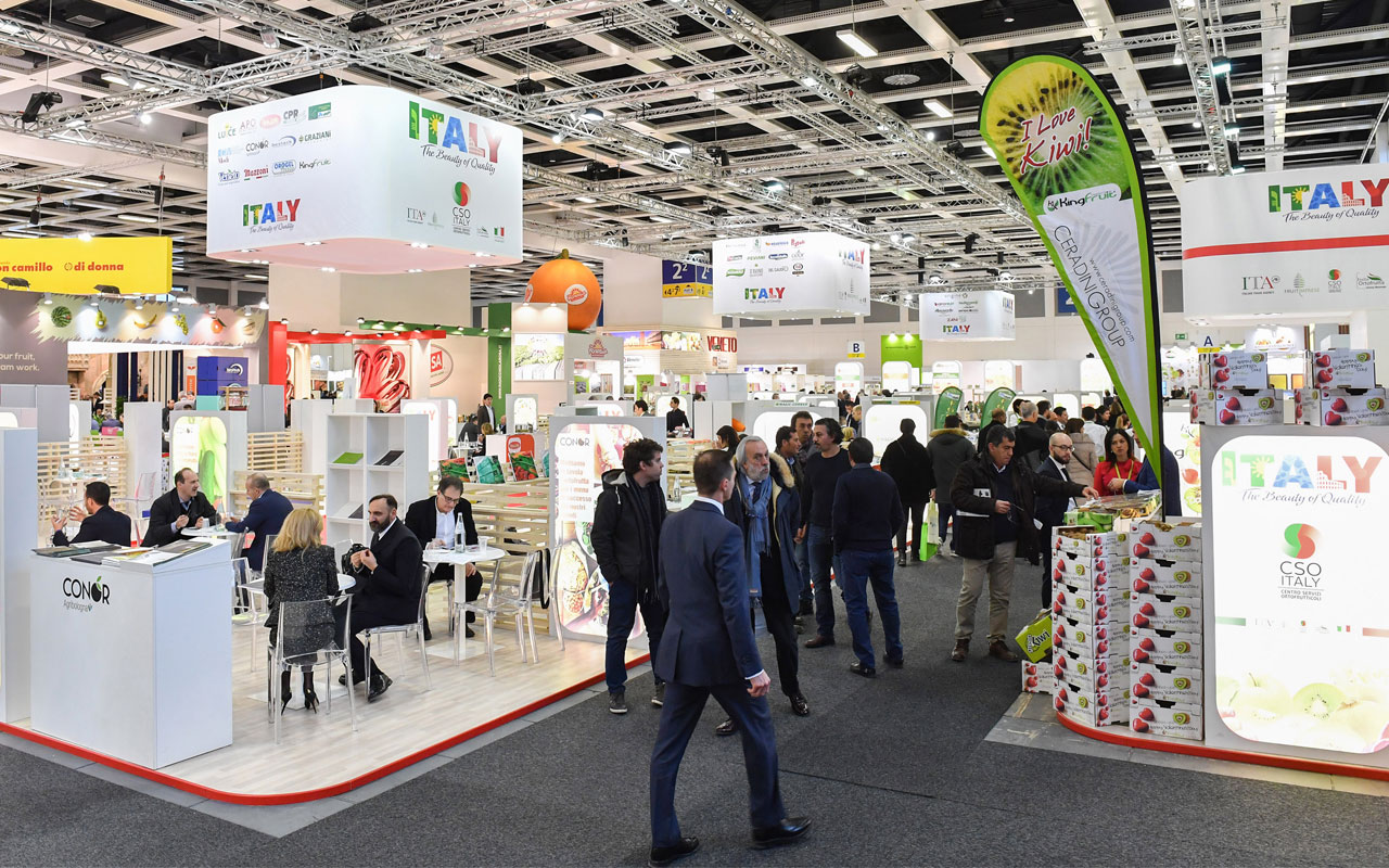 A look back at Fruit Logistica 2017