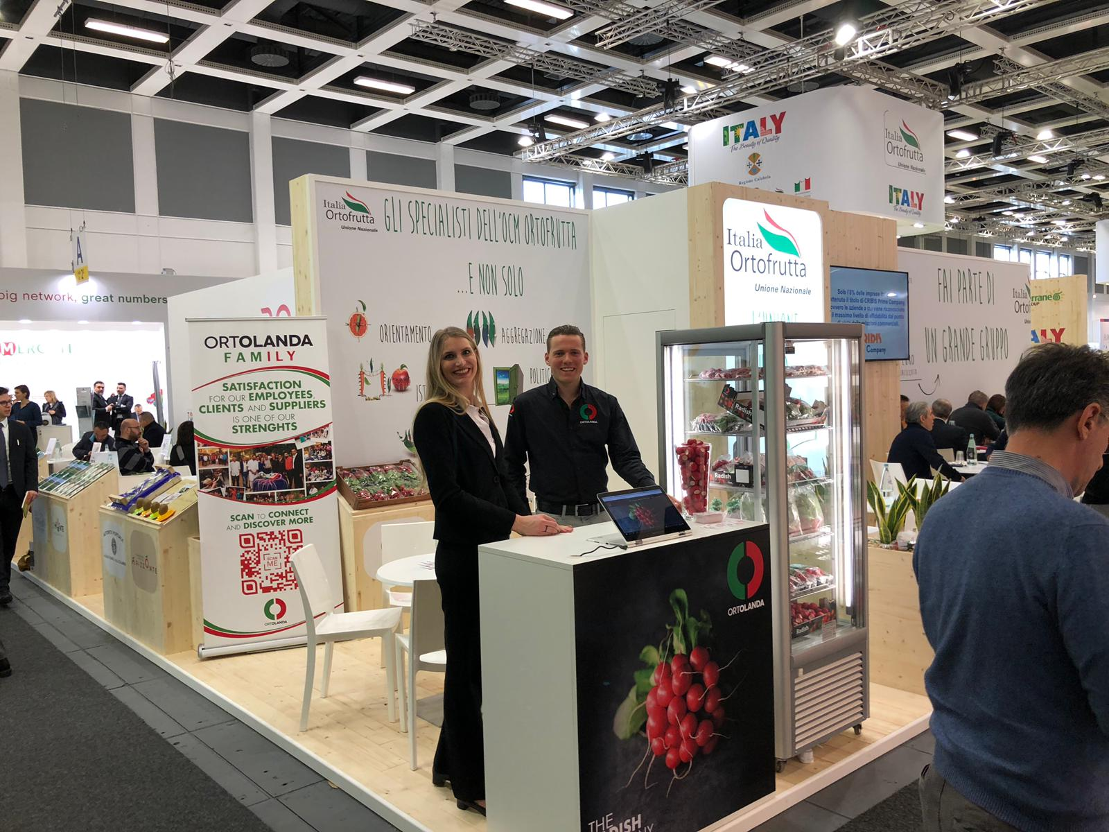 Fruit Logistica 2019 è stata fantastica!